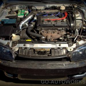 Mitsubishi GS-T Eclipse Intercooler piping kit
